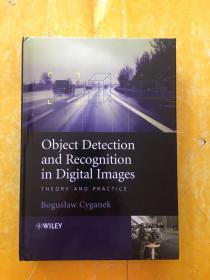 Object Detection and Recoognition in Digital lmages 精装本