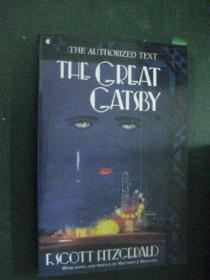 【外文原版】The Great Gatsby 伟大的盖茨比 经典 英文原版
