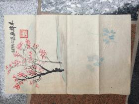 《木棉画法》已卯年新春---原画