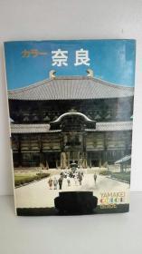 カラー 奈良 NARA :历史、文化与风景 (城市)日文原版书