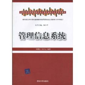 高等学校财经管理类专业计算机基础与应用规划教材:管理信息系统