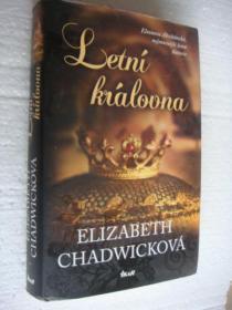 捷克语原版书 Letní Královna 精装大32开+书衣