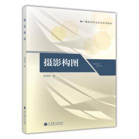 摄影构图 郭艳民 高等教育出版社 9787040368420