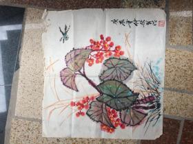 《蝴蝶兰》庚辰年仲秋写作----原画
