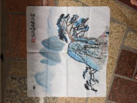 《云山画法》已卯秋写---原画