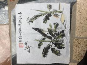《春江渔歌》已卯年四月写作---原画