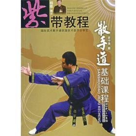 散手道基础课程(共3册)