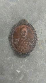 一枚中华民国25年勋章