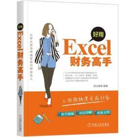 好用,Excel财务高手