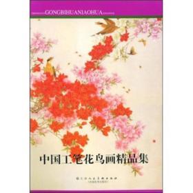 中国工笔花鸟画精品选