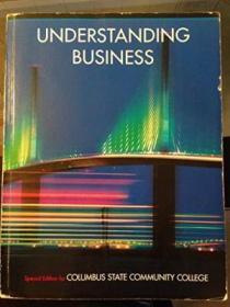 Understanding Business (columbus State Community College)