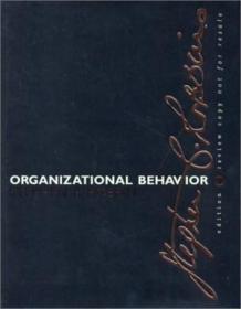 Organizational Behavior-e-business (9th Edition)