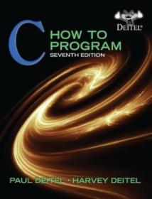 C: How To Program  7th Edition
