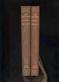 1954年版The Decameron of Giovanni Boccaccio 《十日谈》