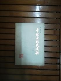 中国文化史要论   蔡尚思著