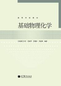 基础物理化学 王新平,王旭珍,王新葵著二手 高等教育出版社 97870