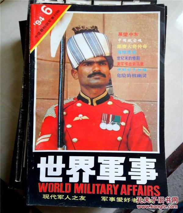 世界军事1994年第6期