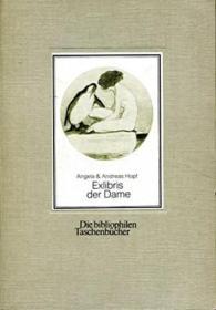 现货   仕女藏书票(Exlibris Der Dame) (德文)