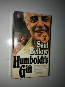 Saul Bellow(索恩・贝娄,1976年诺贝尔文学奖得主、普利策小说奖得主)英文原版