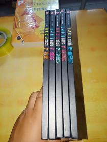DADA全球艺术启蒙系列第一辑(莫奈,沃霍尔,毕加索,梵高,夏加尔)全套5本