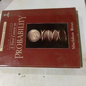 A FirstbCourse in PROBABILITY