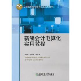 新编会计电算化实用教程