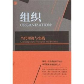 组织:当代理论与实践
