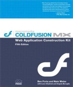Coldfusion Mx Web Application Construction Kit (5th Edition)
