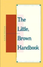 The Little  Brown Handbook (with Mycomplab)  9th Edition