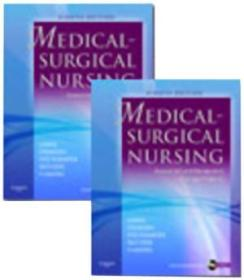 Medical-surgical Nursing: Assessment And Management Of Clinical Problems  8th Edition (2 Volume Set)