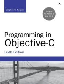 Programming In Objective-c (6th Edition) (developers Library)