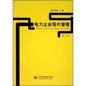 电力企业现代管理(第3版)