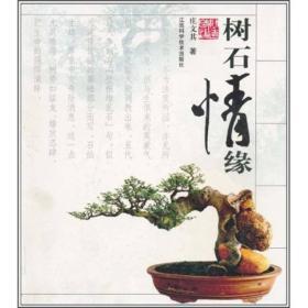 树石情缘 庄文其 江西科学技术出版社 9787539028392