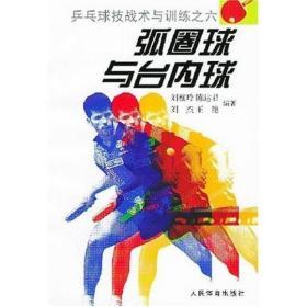 乒乓球技战术与训练6:弧圈球与台内球