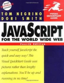 Javascript For The World Wide Web  Fourth Edition