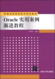 Oracle实用案例渐进教程/高等院校信息技术规划教材