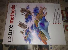 nature methods 2017/06 外文原版过期英文自然方法学医学杂志
