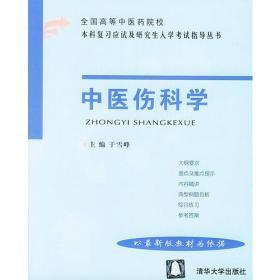中医伤科学 于雪峰 清华大学出版社 9787302077336