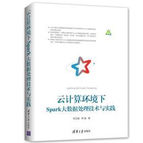【正版】云计算环境下Spark大数据处理技术与实践 邓立国,佟强著