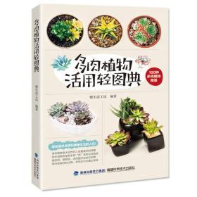 多肉植物活用轻图典【塑封】