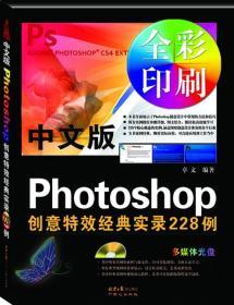 中文版Photoshop创意特效经典实录228例