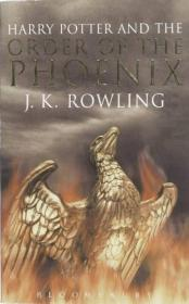 Harry Potter and the Order of the Phoenix哈利波特与凤凰社