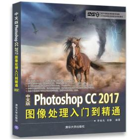 中文版Photoshop CC 2017图像处理入门到精通(附光盘)