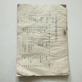 初级小学国语常识课本第四册,插图本,民国三十五年