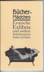 藏书票 Erotische Exlibris