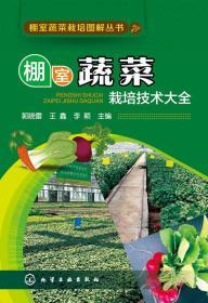 棚室蔬菜栽培技术大全 9787122230782