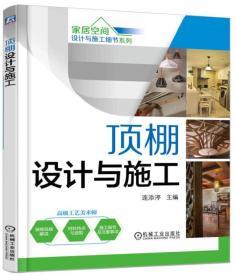 家居空间设计与施工细节系列 顶棚设计与施工(第2版)