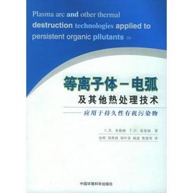 等离子体-电弧及其他热处理技术——应用于持久性有机污染物
