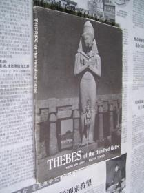 THEBES  of   the  Hundred   Gates(英文原版:百门之王)