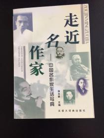 走近名作家:中国名作家生活写真